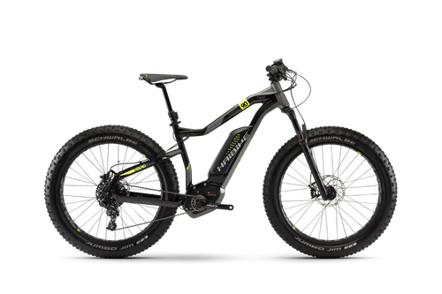 2018 Haibike Xduro FatSix 9.0 Electric Mountain Bike