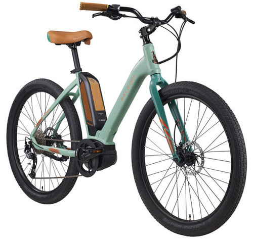 2018 Raleigh Venture iE Step Thru