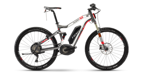 2018 Haibike Xduro FullSeven S 9.0 Electric Mountain Bike