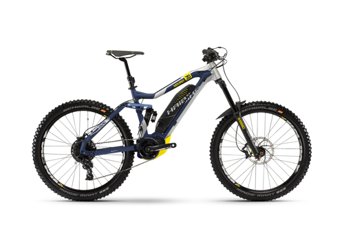 2018 Haibike Xduro Nduro 7.0 Electric Mountain Bike
