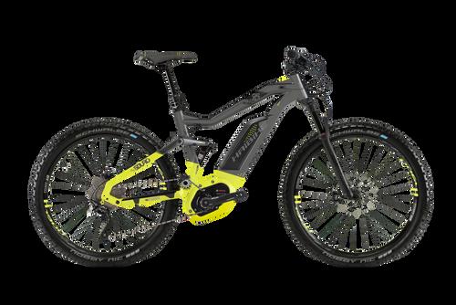 2018 Haibike Sduro FullSeven 9.5 Electric Mountain Bike