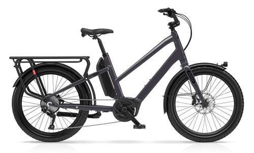 Benno Boost E 10D Step Thru Electric Bike - Anthracite Gray