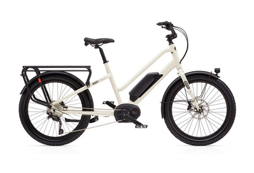 Benno Boost E 10D Step Thru Electric Bike - Putty Gray