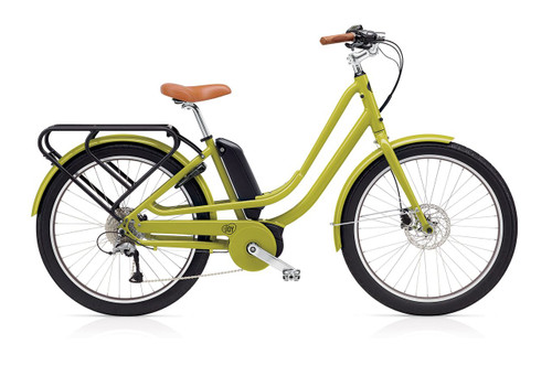 Benno eJoy Electric Bike - Citron Green