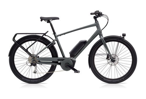 Benno eScout Electric Bike - Graphite Gray