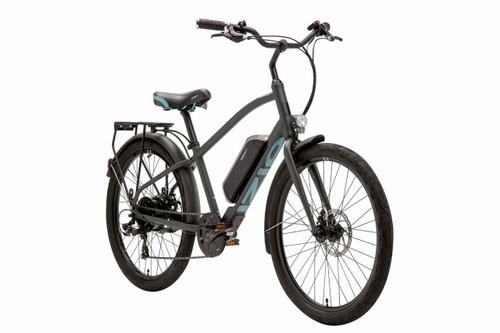 2019 iZip Simi Step Over Electric Bike - Grey