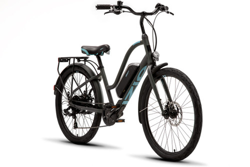 2019 iZip Simi Step Thru Electric Bike - Grey