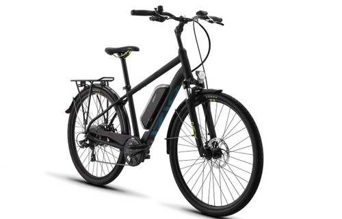 2019 iZip Brio Step Over Electric Bike - Black