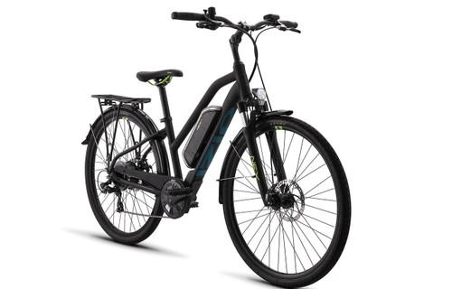 2019 iZip Brio Step Thru Electric Bike - Black