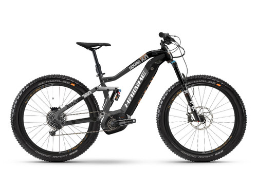 2019 Haibike Xduro Nduro 6.0 Electric Mountain Bike