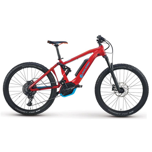 Raleigh Kodiak Pro iE Step Over Electric Bike