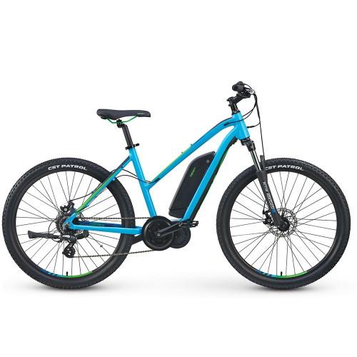 iZip E3 Edge Step Thru Electric Bike