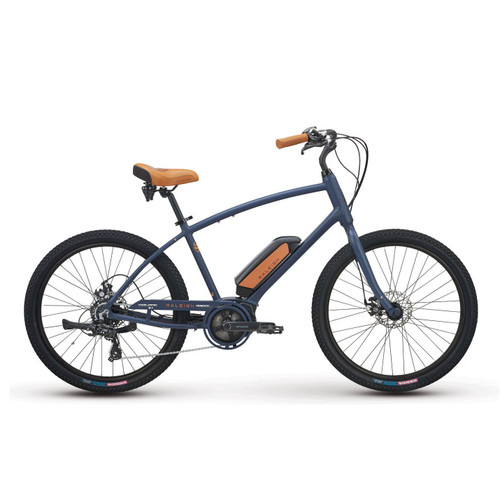 Raleigh Retroglide 2.0 IE Electric Bike - Step Over