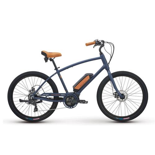 Raleigh Retroglide 2.0 IE Electric Bike - Step Over