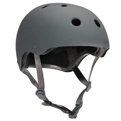 Pro-Tec Classic Skate Helmet - Rubber Gray