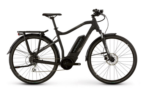 2020 Haibike Sduro Trekking 1.0 Electric Bike - Profile