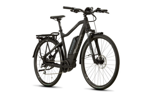 2020 Haibike Sduro Trekking 1.0 Electric Bike - Angle