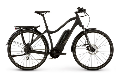 2020 Haibike Sduro Trekking 1.0 Step-Thru Electric Bike