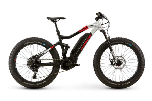 2020 Haibike Xduro FullFatSix 10.0 Electric Bike
