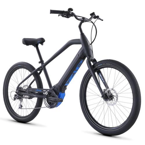 2021 iZip Zuma Luxe Step Over Electric Bike - Black