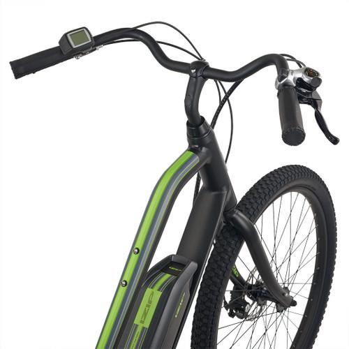 2020 iZip Zuma 2.0 Step Thru Electric Bike - Black