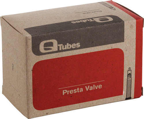 """Q-Tubes 27.5 x 2.36-2.8"""" Tube: 48mm Presta Valve"""
