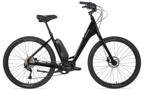 2021 Norco Scene VLT Electric Bike - Black/Silver