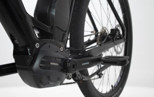 2021 Norco Scene VLT Electric Bike - Black/Silver