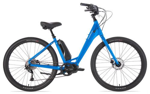 2021 Norco Scene VLT Electric Bike - Blue
