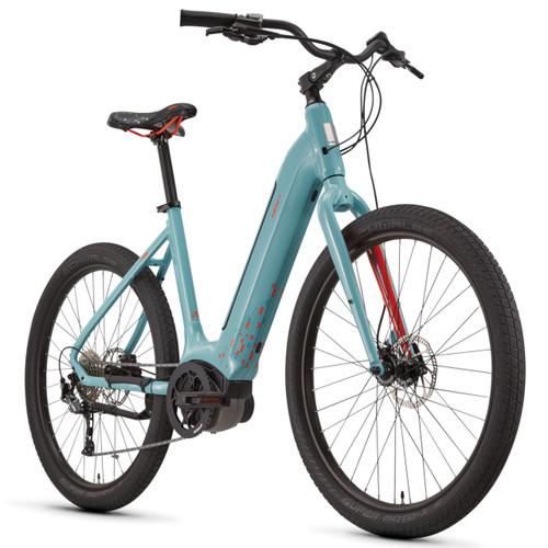 2021 iZip Vida Step-Thru Electric Bike - Blue