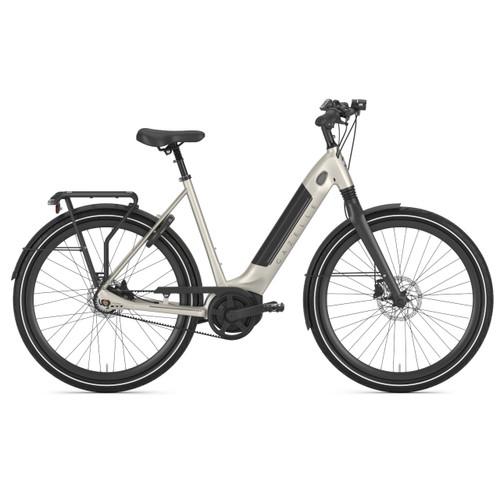 Gazelle Ultimate C8 HMB Electric Bike - Light Siena Matte