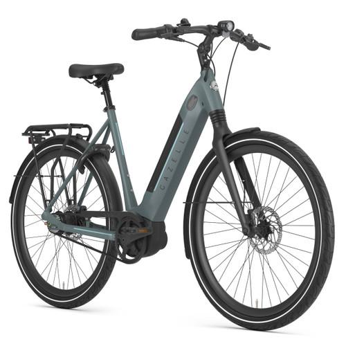 Gazelle Ultimate C8 HMB Electric Bike - Petrol Matte