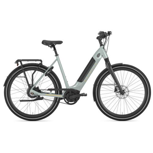 Gazelle Ultimate C380 HMB Electric Bike - Light Olive Matte