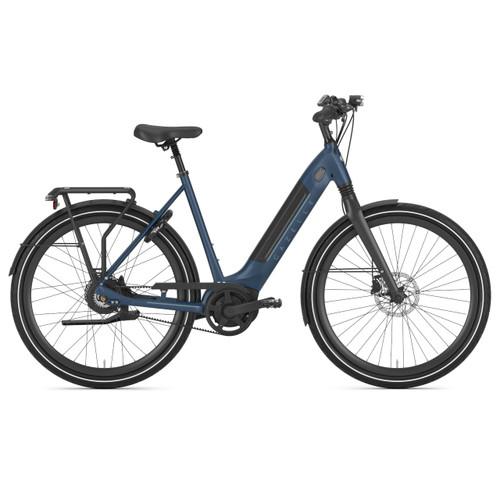 Gazelle Ultimate C380 HMB Electric Bike - Mallard Blue