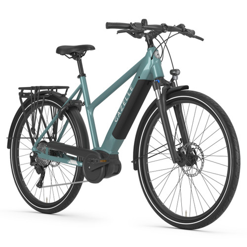 Gazelle Medeo T10 HMB Electric Bike - Jeans Gloss