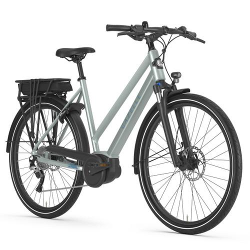 Gazelle Medeo T9 HMB Electric Bike - Ice Blue