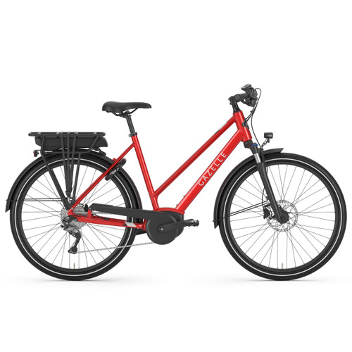 Gazelle Medeo T9 HMB Electric Bike - Champion Red