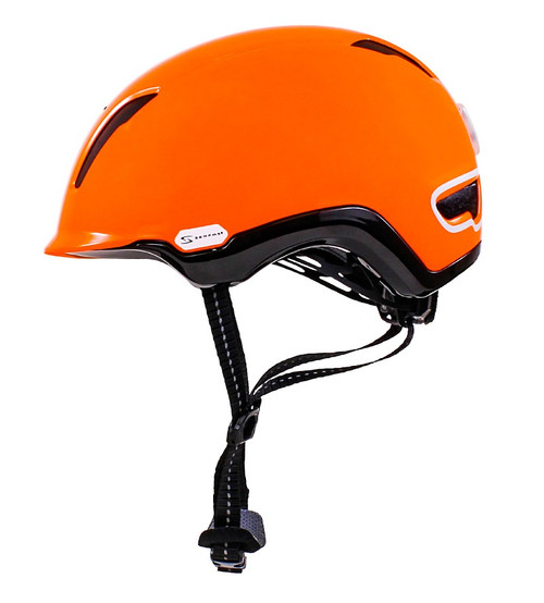 Serfas Kilowatt Helmet - Orange