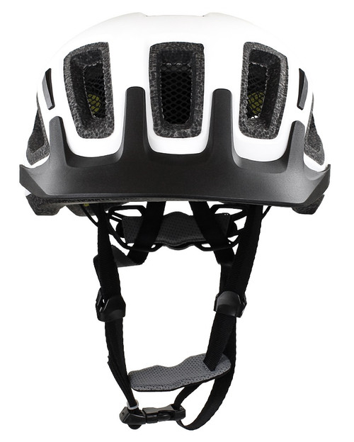 Serfas Metro Helmet - White/Black