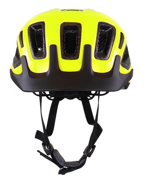 Serfas Metro Helmet - Hi Vis Yellow