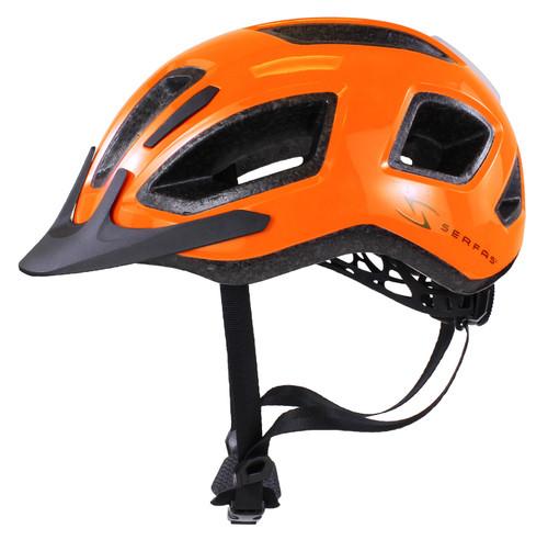 Serfas Metro Helmet - Orange