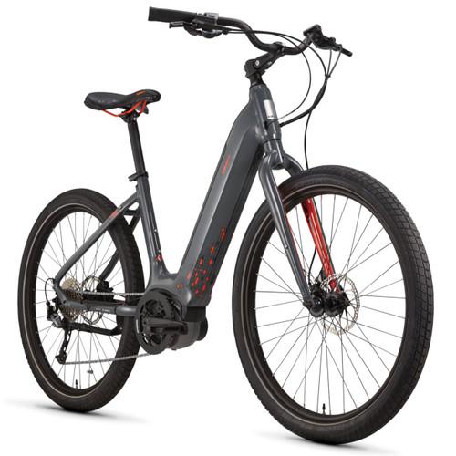 2021 iZip Vida Step-Thru Electric Bike - Grey