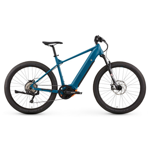 Diamondback Response Electric Bike - Profile
