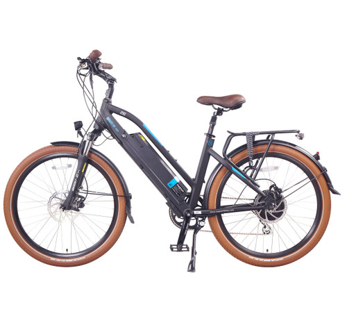Magnum Metro Electric Bike - Left Side