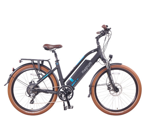 Magnum Metro Electric Bike - Right Side