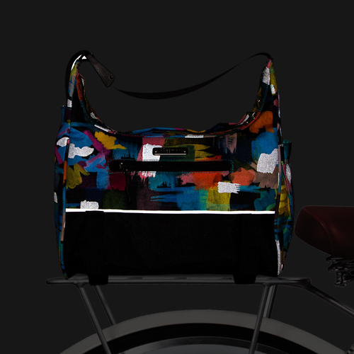 Po Campo Chelsea Trunk Bag - Reflective Nightlights