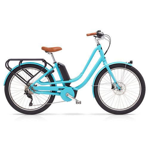 Benno eJoy 10D Performance Electric Bike - Capri Blue