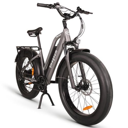 Magnum Nomad Fat Tire E-Bike - Profile