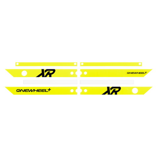 Onewheel XR Rail Guards - Fluorescent Yellow