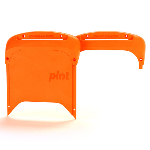 Onewheel Pint Bumpers - Fluorescent Orange